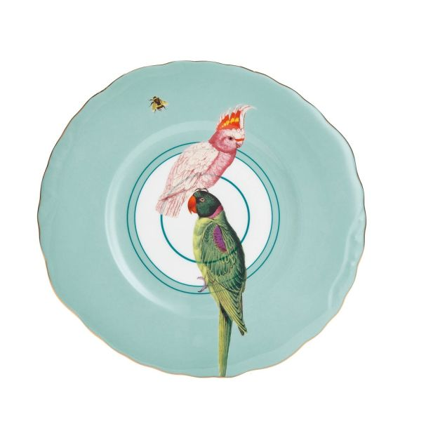 Yvonne Ellen 22cm Plate Parrot