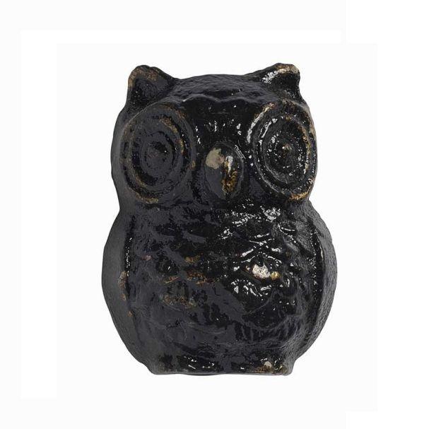 OWL knob black