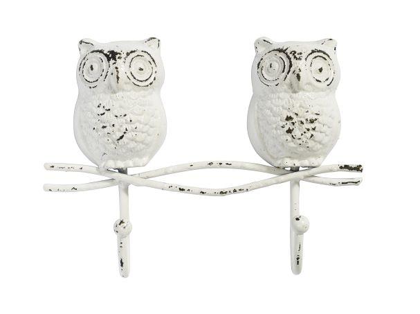 Nordal AW13 OWL iron double hook white
