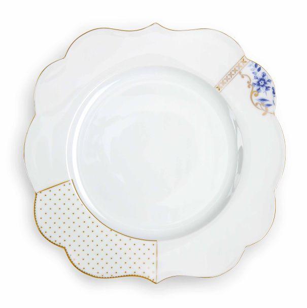 Pip Studio Plate 28 cm Royal White