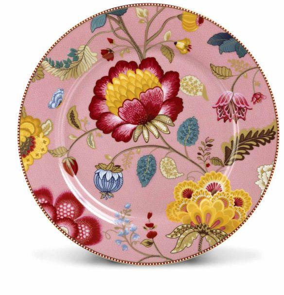 Pip Studio Plate Fantasy 32 cm Pink
