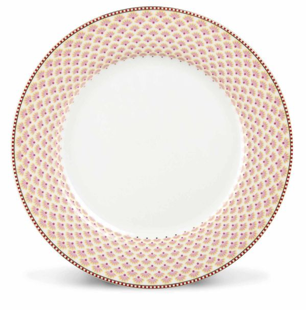 Pip Studio Plate Bloomingtales 26,5 cm White