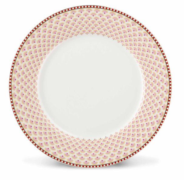 Pip Studio Plate Bloomingtales 21 cm White