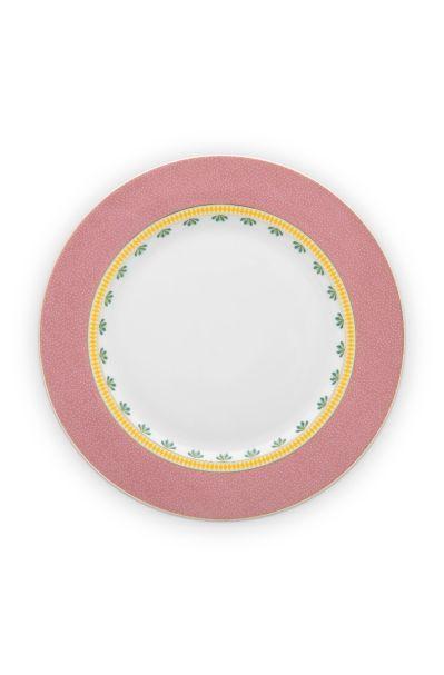 Plate La Majorelle Pink 26.5cm