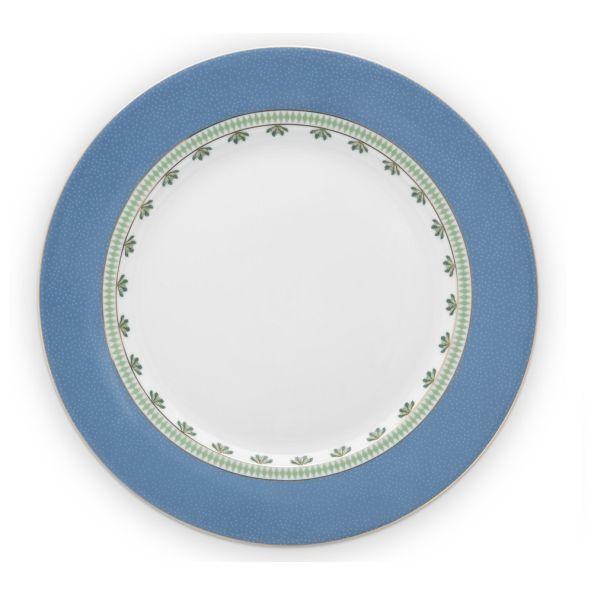 Plate La Majorelle Blue 26.5cm