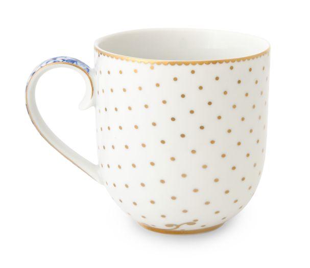 Mug Small Royal White