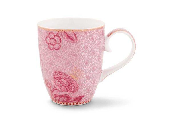 Mug Large Spring to Life Pink