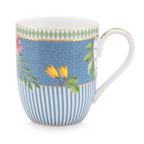 Set/2 Mugs Small La Majorelle Blue 145ml