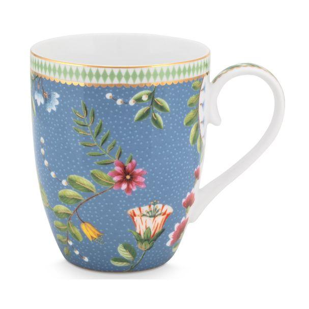 Set/2 Mugs Large La Majorelle Blue 350ml