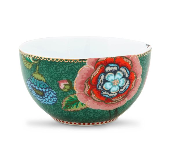 spring to life green 12cm bowl