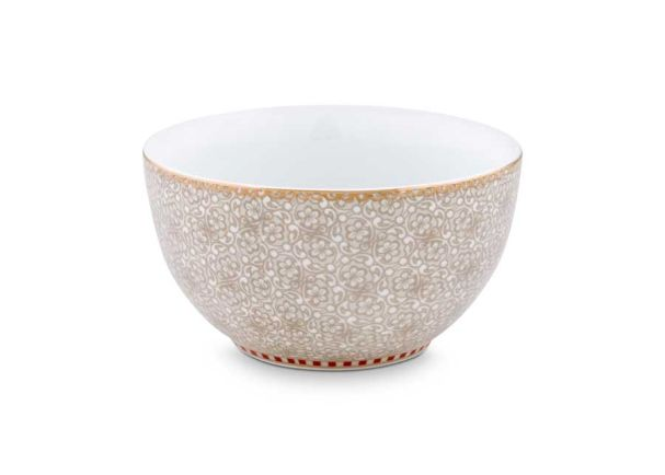 Bowl Spring to Life Off White 9.5cm