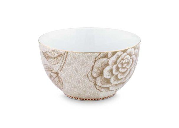Bowl Spring to Life Off White 15cm