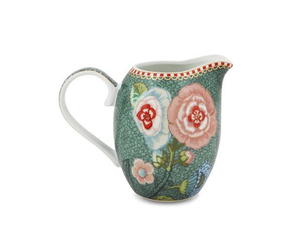 green spring to life jug