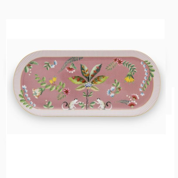 Pip Studio La Majorelle Pink Cake Tray