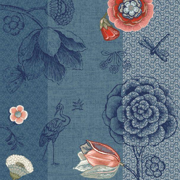 Paper Napkins Spring to Life Blue