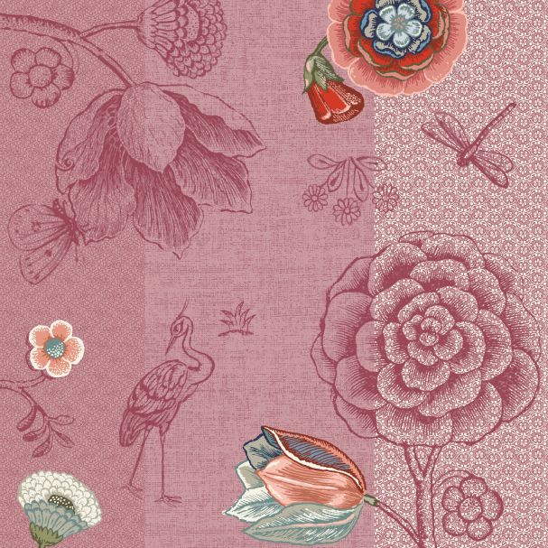 Paper Napkins Spring to Life Pink