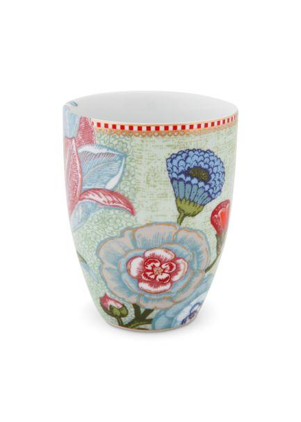 Drinking Mug Spring to Life Celadon