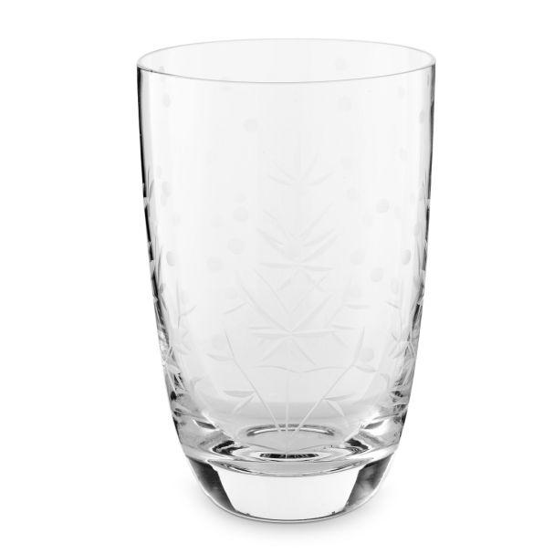 Pip Studio 400ml Etching Longdrink Glass