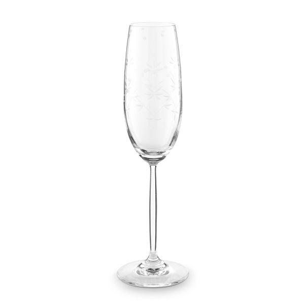 Pip Studio 230ml  Etching Champagne Flute