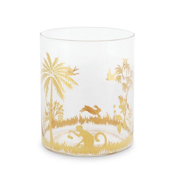 Water Glass La Majorelle Gold 250ml