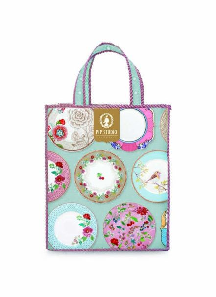 Promotional Bag Royal Spoons and Plates