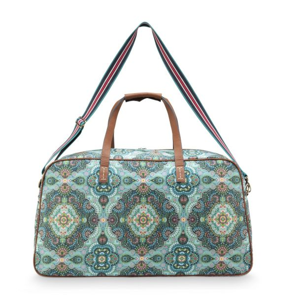 Large Blue Moon Delight Weekend Bag 65x25.5x35cm