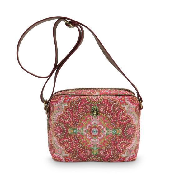 Pip Studio Medium Moon Delight Red Cross Body Bag