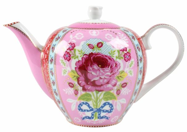 PiP Studio Tea Pot Pink