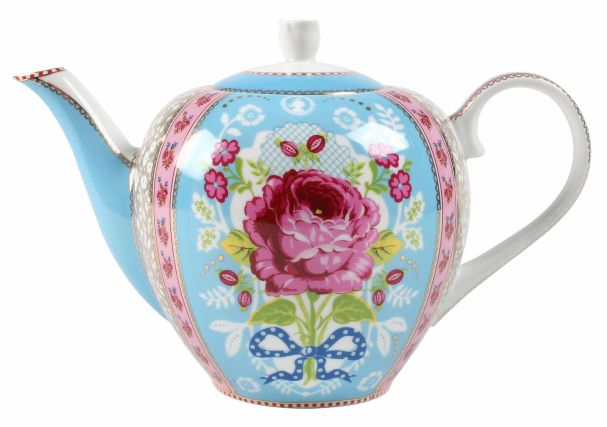 PiP Studio Tea Pot Blue