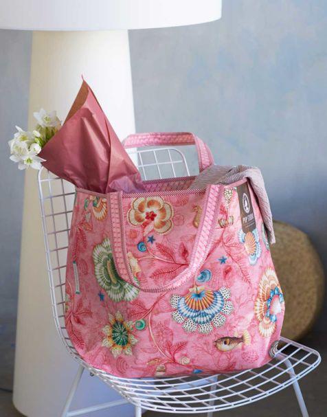 Shellebration Beach Bag Pink