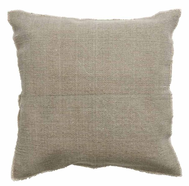 SS17 Floor cushion cover light grey 80x80 (/pc.Pk/1)