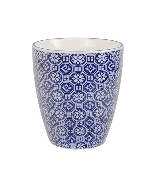 Nippon Blue Teacup Flower