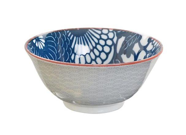 Tokyo Design Shiki Tayo Bowl Peony 15.2x6.7cm