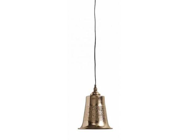 TUBA hanging lamp Plated Copper By Nordal