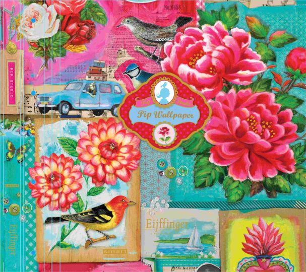 PiP Studio Wallpaper Collection Book
