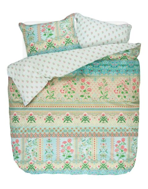 Pip Studio Darjeeling Duvet Set Multi Double