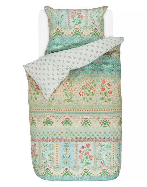 Pip Studio Darjeeling Pillowcase Multi 50x75