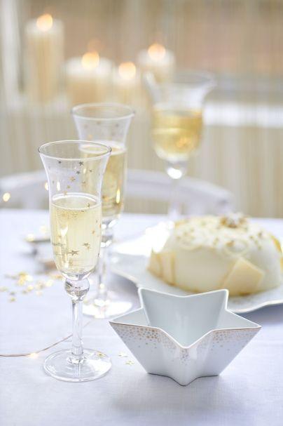 Pip Studio Wine Glass Royal Christmas 360ml